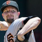 Leaked evidence of @MikeLeake44's first K in a #SFGiants uniform. WATCH: http://t.co/osa2IzpELl #WeAreSF http://t.co/HehK8rOevv