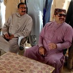 #Sindh Agriculture Minister Ali Nawaz Mahar visited Shank band to monitor flood situation & met people there. #PPP http://t.co/4wth8QYA3o
