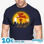 "Sorteamos una camiseta de ""Z Warriors"" entre todos los que den RT a este tuit.  http://t.co/QmPMWiTsqg http://t.co/O6FyxRCnoD"