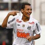 """A """"lei do ex"""" da rodada é de Alan Patrick, marcando contra o Santos, seu ex-clube. http://t.co/RbZ9j7bEjV"""