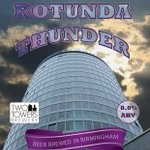 Its the 50th anniversary of the Rotunda so we brewed Rotunda Thunder ;-) @staying_cool @brumpic http://t.co/gGaYd6iOKb
