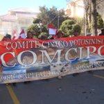 #Bolivia Comcipo libera Potosí suspende movilizaciones y levanta huelga indefinida http://t.co/4ZPoDYm7gL http://t.co/wnGKVMTtjb