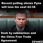 ICYMI Bronwyns biggest supporter in trouble if @Nick_Xenophon runs a candidate in Sturt bye bye @cpyne #auspol http://t.co/odS8Bs1MJh