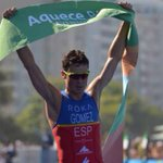 .@Jgomeznoya llega primero a la meta de Copacabana y firma su pasaporte a los Juegos de Río http://t.co/U8YT5m0GIR http://t.co/XiShg8oHqo