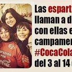 #CocaColaSinJusticia el martes volvemos a campamento @cocacolaenlucha @jcaahg @ggilmir @oskar06 @BeatrizAndrino @CCOO http://t.co/5GDLajRdVe
