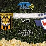 Empieza el segundo tiempo #TheStrongest 0-1 #Wilstermann (Bergese, 44) #CopaCineCenter @ATB_Radio #DeportesATBRadio http://t.co/vy5pZmPmjG