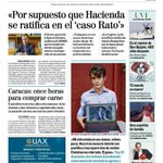 #LaPortada del lunes 3 de agosto. http://t.co/GqECQVx7Ld