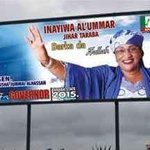 First female Governor by the will of Allah http://t.co/DGY0lRQbHy