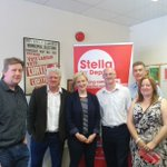 Southend Labour Councillors with @Stella4Deputy after the excellent meeting today. #stella4deputy http://t.co/yveEgmfeMV