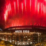 The final #MarinersFireworks Night of the season is Friday, 8/21 vs. the White Sox. Tickets: http://t.co/6oyyeSIqEH http://t.co/Tg9yR55Kkm