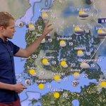 VIDEO: Viikko alkaa etelässä poutaisena, pohjoisessa sataa #saa http://t.co/EELO9VwZBW http://t.co/NAja3oOAZj