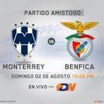 ¿Quién anotará el primer gol en el #EstadioBBVABancomer? RT @Rayados FAV @SL_Benfica ¡Participa con nosotros! http://t.co/lc1ptZu66L