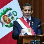 Presidente Ollanta Humala se negó a realizar autocrítica de su gobierno http://t.co/yx4ZH5hJ22 http://t.co/4LI0QAg5yy