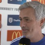 """Typical Jose? Mourinho says """"the best team lost"""": http://t.co/XaDHgALovw http://t.co/HsEHQi9Jur"""