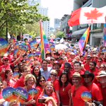 Proud to be a vocal supporter of equal rights for gay, lesbian, bisexual, transgender, and queer Canadians! #VanPride http://t.co/CNcZ6dwnmP