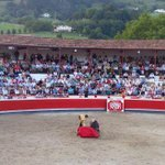 Del 28 julio a 2agosto ha ido #AlosToros 133.218 personas!! #CifrasTemporada2015 #Sevilla #Azpeitia #Madrid #Huelva http://t.co/wnUzfeg13T