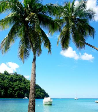 St. Lucia is our number 1 most romantic island in the world! @VisitSaintLucia