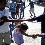 La magia de las recreovías lleva alegría a niños y niñas de Salama, Olancho. Gracias @JuanOrlandoH http://t.co/ZDUhvHwXBz