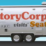 Were excited for @StoryCorps visiting #Seattle, August 6–September 4! See (and hear!) more at http://t.co/1Z6hWlsqv2 http://t.co/zt3PJ8fYiU