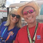 With @kiro7newsphotog at #Seafair - taking a moment to rest in the Pits @KIRO7Seattle http://t.co/6mVA9M8qy4