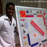 """Strange But True: 4-star recruit A.J. Taylor verbally commits to Wisconsin... with custom version of """"Collegeopoly."""" http://t.co/WAiQhB8cII"""