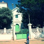 Cuando al fin me había decidido entrar a una iglesia... #bolivia #LaPaz #caquiaviri http://t.co/TkT7T8mC0G