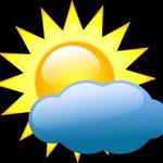 Prakiraan Cuaca Senin 3/8/15 Cerah - Berawan, Suhu 17-29°C, Kelembaban 46-88%, Kec.Angin 5-35km/h http://t.co/R2MUQ0xchh