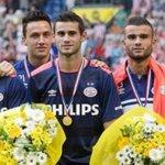 Felicitaciones @GastonPereiro, campeón con el PSV de la Supercopa de Holanda en su debut oficial. #CanteraInagotable http://t.co/iLrf0QVMC3