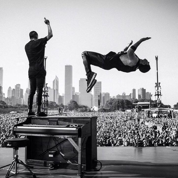 Time for some @twentyonepilots from @lollapalooza on @altnation #LollaSXM #TwentyOnePilots http://t.co/0l9P2Gnbsy