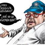 La reacción del gobernador de Veracruz @Javier_Duarte ante otro periodista asesinado. Cartón de @monerorape http://t.co/eDaf4kEBk9