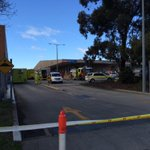 Fyshwick Mail Centre quarantined after an unknown substance was found in a package #Canberra @WINNews_ACT http://t.co/WzzIlG8hrk