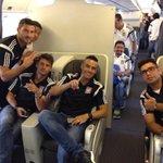A punto de despegar en vuelo directo a Buenos Aires. http://t.co/PuhDgbTZ7A