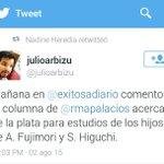 ¿Y cuando se va a preocupar de los estudios de los hijos de Ollanta Humala? La caviarada ataca a Keiko por temor. http://t.co/JVc4Pvk3bH