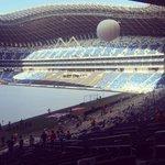 Así luce el nuevo Estadio de @Rayados http://t.co/JxqJiy4Cvs