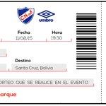 ¡En el lanzamiento de #LaNuevaDelBolso se sorteará un pasaje con estadía + entrada para el partido en Bolivia! http://t.co/2kgdM8Ue6e