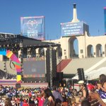 Closing ceremony about to begin! @la2015 has been such a game changer @SpecialOlympics http://t.co/af1CHitX2m