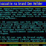 Evacuatie na brand Den Helder http://t.co/Vd4sgyMSpN