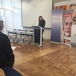 ACT Minister for Housing Yvette Berry officially launches #HPW2015 http://t.co/1O5Csd9L2P