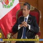 EN VIVO Ollanta Humala: El problema de seguridad ciudadana no nació en este Gobierno, viene de años anteriores. http://t.co/N72oTHfEV1