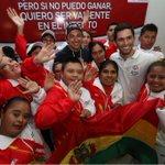 Oro para Bolivia en juegos mundiales de @SpecialOlympics @OEamericalatina !Gano Edson Sanchez en Tenis.Felicidades! http://t.co/bops5FZMtK