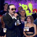 Dos artistas muy distintos: Jaime Roos y Billy Joe Armstrong. #YoMeLlamo2 http://t.co/kPcYmCnnm6