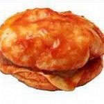 【今日から!】モスバーガーの斬新すぎる新作「ぬれバーガー ナポリタン風味」 http://t.co/TwdnhZtrqb … 東京と神奈川の全店舗にて、税込280円で数量限定発売。食べた方の感想が聞きたいです…! http://t.co/GX9TjBgkCJ