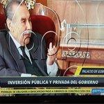 @Ollanta_HumalaT: El sector privado debe apostar por el país muchos no quieren asumir el riesgo #cierto http://t.co/3tSntDCp2F
