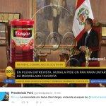 ¿También están siguiendo atentos la entrevista de Vargas con Humala? http://t.co/Vi6GEwK8CY