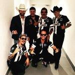Listos. A cantar en el nuevo estadio. #Rayados http://t.co/69OIDqtEDE