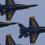 Photos of todays Blue Angels show http://t.co/Sh78hwYRBK http://t.co/sCOWweROE8