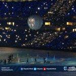 Ingresan a la cancha las leyendas que han vestido nuestros colores. #InauguraciónRayada http://t.co/NwXLX2VQ9y