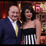 RT @ap_mum: A treat 4 all those who missed @priyankachopra episode of The @AnupamPkher Show yesterday:) https://t.co/uDZSUh7b3h