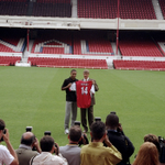 On this day in 1999, @Arsenal signed @ThierryHenry - and the rest is history! http://t.co/4LI9NGLN3C