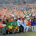 Photos from the 2015 @Specialolympics world Games closing ceremonies the @lacoliseum. @LA2015 http://t.co/rQBO5lvCUZ http://t.co/7YxmKRGIud